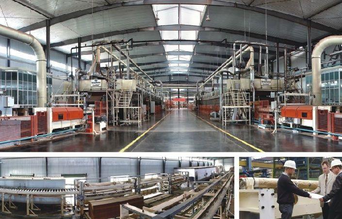 China produces the world s mdf board melamine