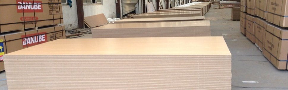 melamine particle board danube china factory