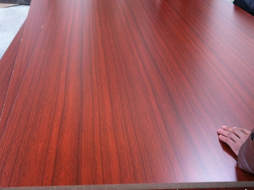 Smooth Finish Melamine Particle