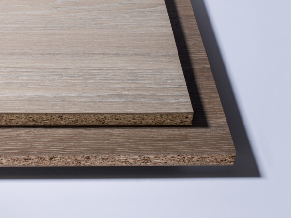 melamine faced chipboard